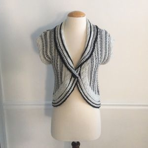 🌟CABI Sz Med Acrylic/Wool Nicely Knitted Vest